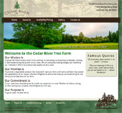 Cedar River Tree Farm Image